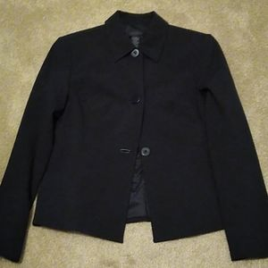 The Limited stretch dress collared jacket